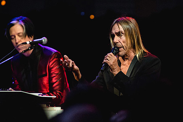Iggy Pop & Josh Homme @ ACL Live