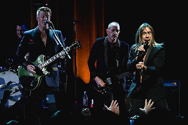 Iggy Pop & Josh Homme at Moody Theater