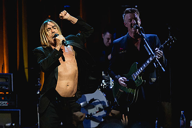 Iggy Pop at SXSW 2016