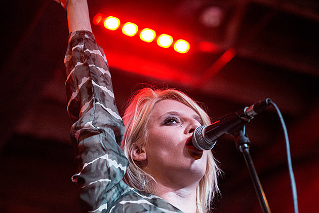 White Lung at House of Vans at The Mohawk