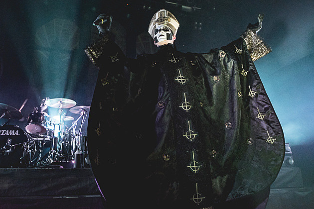 Ghost B.C. & Tribulation play Emo's on 4/25/2016